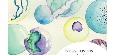 Ensemble de différentes bulles
