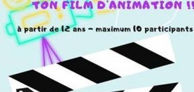 Bibliothèque de Pecq - Stage «STOP MOTION»pendant la semaine des vacances de Toussaint