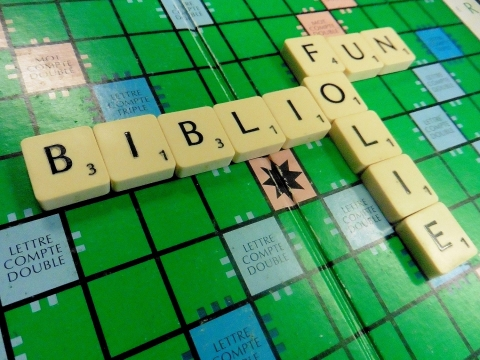Photo d'un jeu de scrabble