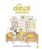 """Couverture de l'album """"Mes deux mamans"""" de Bernadette Green et Anna Zobel chez Talents hauts"""
