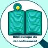 Biblioscope du déconfinement : Livre sous une loupe avec une ampoule