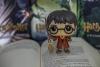 Harry Potter :  statuette et livres