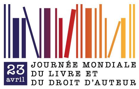 Journée mondiale du livre logo