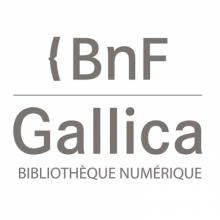 Ceci est le logo de la ressource numérique Gallica de la BnF